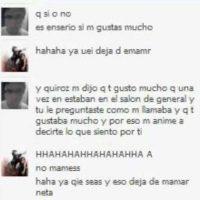 Friendzoneado (parte 1) Foto:Facebook