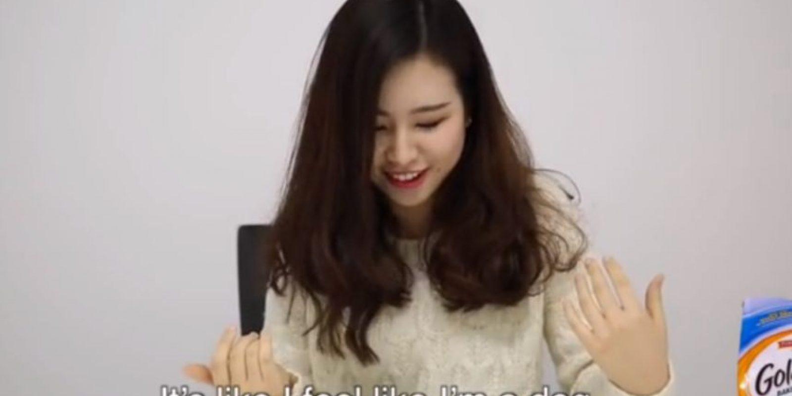 También bocadillos. Foto:sw yoon/Youtube
