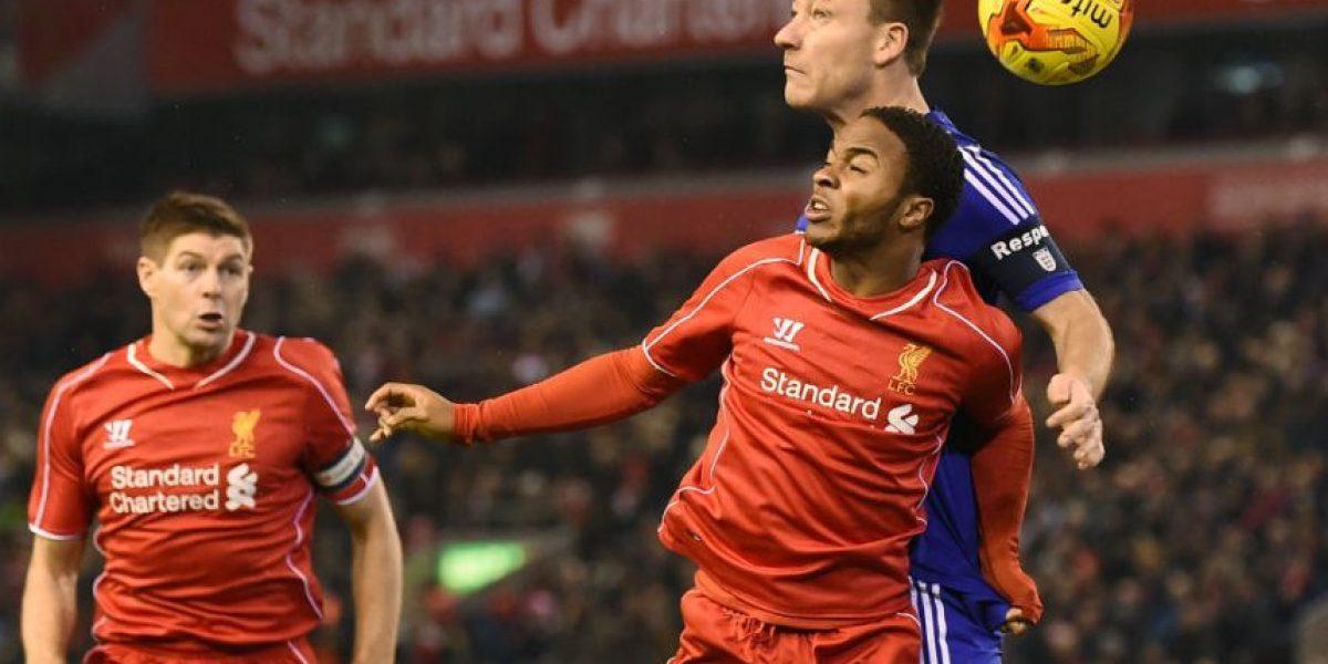 El Liverpool rescata el empate ante el Chelsea en la Copa
