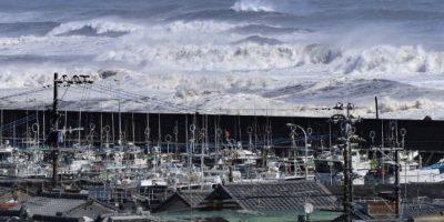 Científicos japoneses logran prever tifón con dos semanas de anticipo