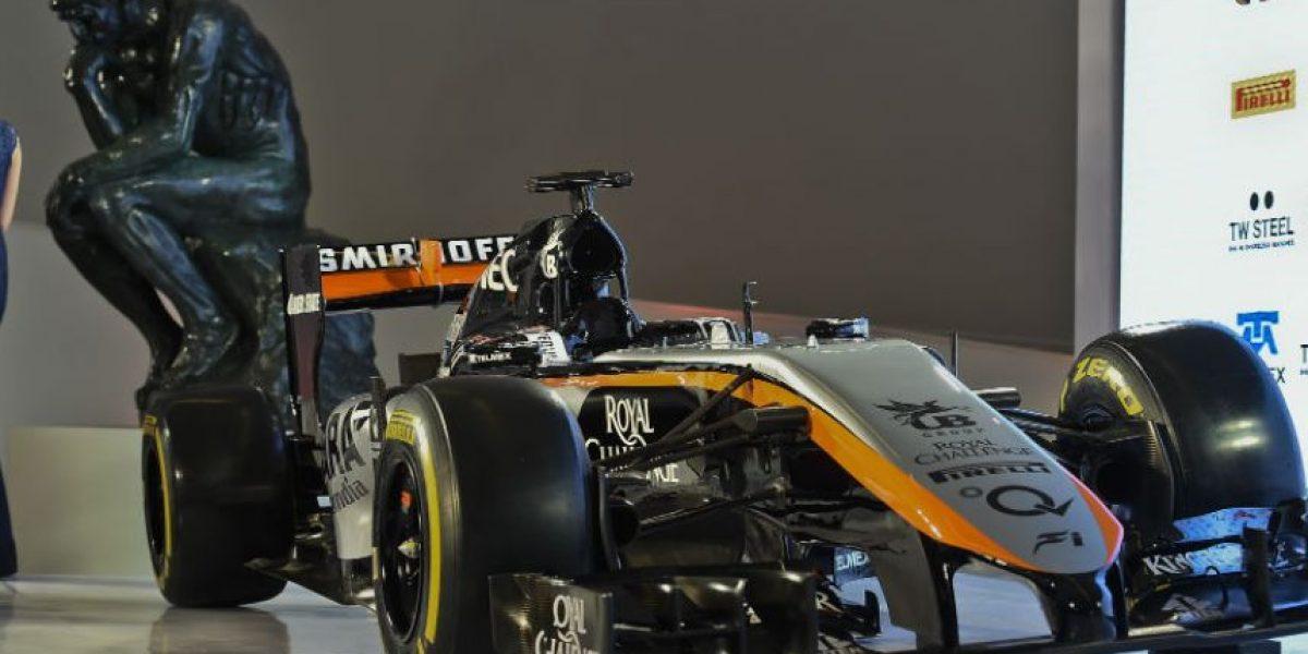 Mira los nuevos monoplazas de la F1