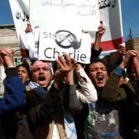 Al Qaeda-Yemen se adjudicó los ataques a Charlie Hebdo en París Foto:AFP