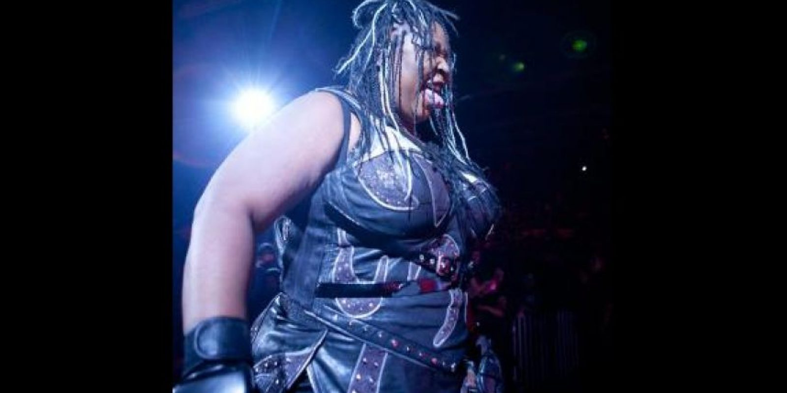 Y Kharma en 2012 Foto:WWE