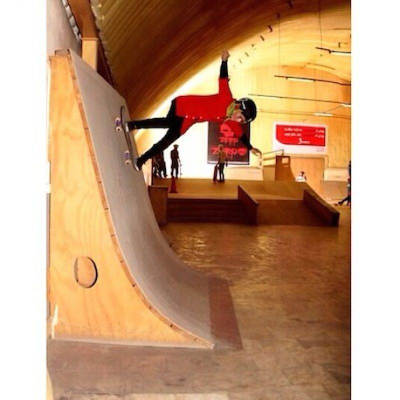 Foto:Instagram Skateistan