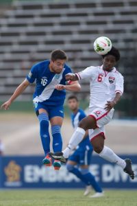 La selección de Guatemala juega su partido más importante del Premundial en Montego Bay. Foto:Concacaf.com y Norvin Mendoza – ACD