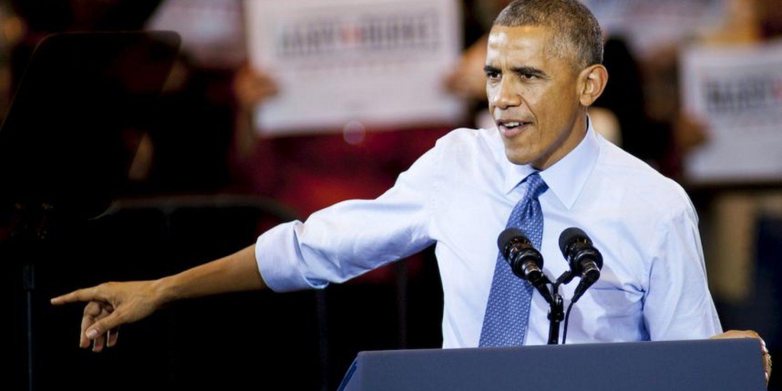 2. Universidad comunitaria gratuita- Obama presentó recientemente su plan para que los estudiantes de universidades comunitarias puedan estudiar los primeros dos años sin costo. Según información de la Casa Blanca, aproximadamente nueve millones de estudiantes se beneficiarán de la medida. Se estima que el ahorro sería de tres mil 800 dólares por estudiante. Foto:Getty