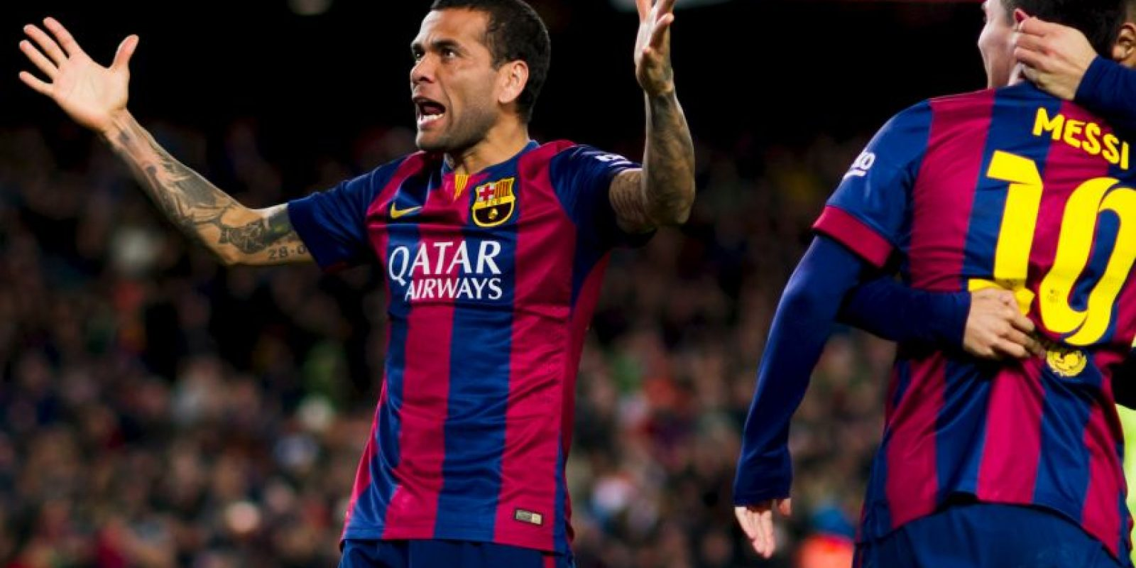Dani Alves Foto: Getty