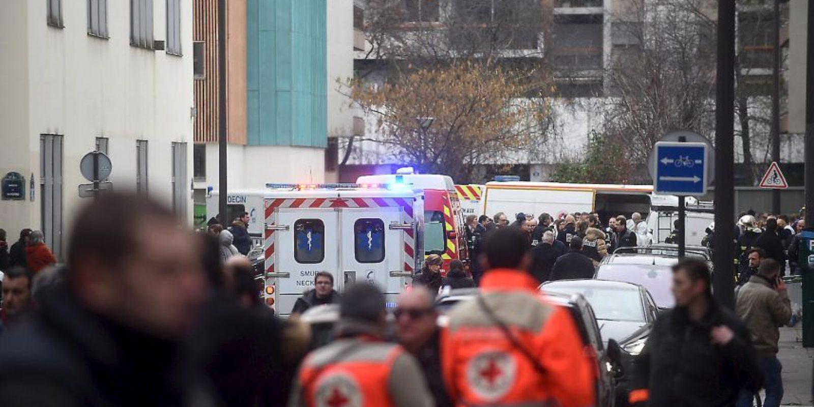 Los atentados terroristas perpetrados por miembros de ISIS en Francia conmocionaron al mundo. Foto:Getty