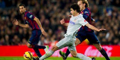 Pero los colchoneros eliminaron al campeón Real Madrid Foto:Getty