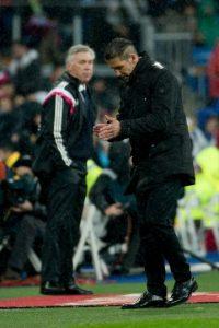 El DT argentino aseguró que nunca estaría al frente del Real Madrid ni de la Selección de Brasil Foto:Getty