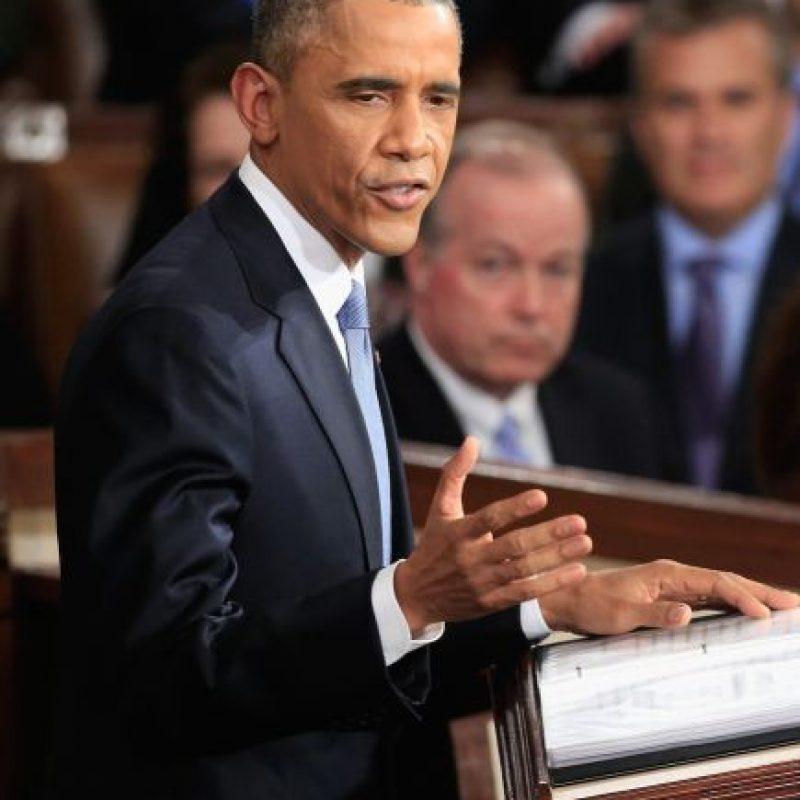 3. Obama pidió al Congreso que quite el embargo a Cuba. Foto:Getty
