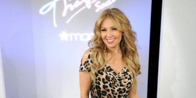 FOTOS: Thalía se estrena como diseñadora, presentó su línea de ropa