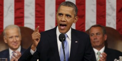 Relegado el tema de la inmigración en el discurso de Obama