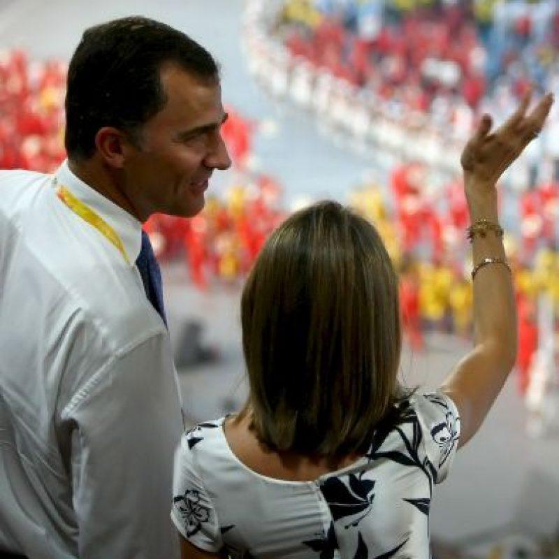 2008, en la Ceremonia de Inauguración de los Juegos Olímpicos Beijing 2008 Foto:Getty Images