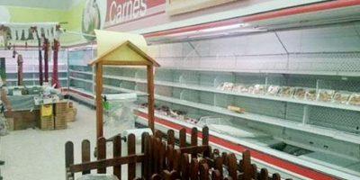 Los centros comerciales en el país Foto:Twitter