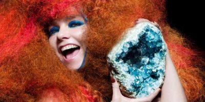 FOTOS. Björk la nueva víctima de los piratas cibernéticos