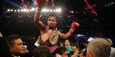 Pacquiao quiere repetir la victoria que logró ante Oscar De La Hoya