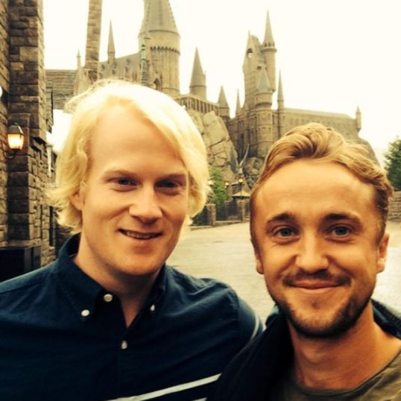 Foto: Instagram/Tom Felton