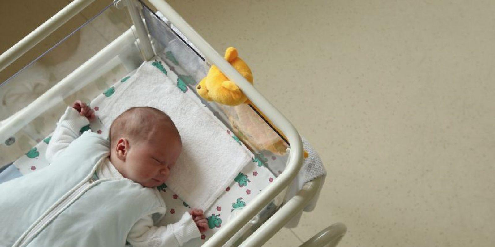 Según el diario The Independent, para que un bebé pueda participar en una película, la producción debe cumplir con ciertos requisitos. Foto:Getty Images