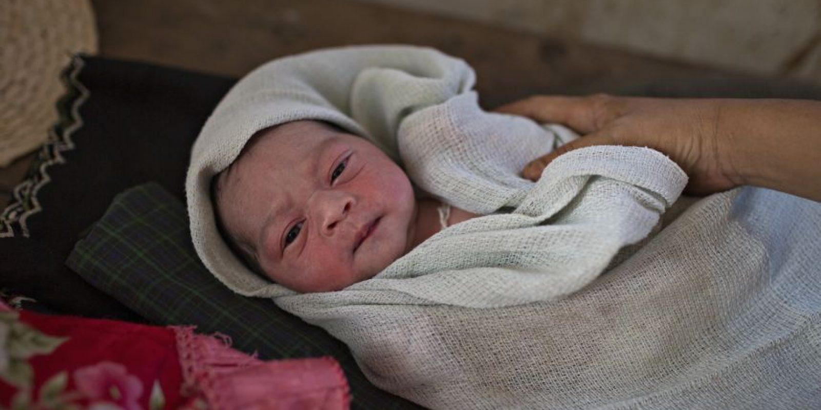 Los niños deben tener al menos 15 días de edad. Foto:Getty Images