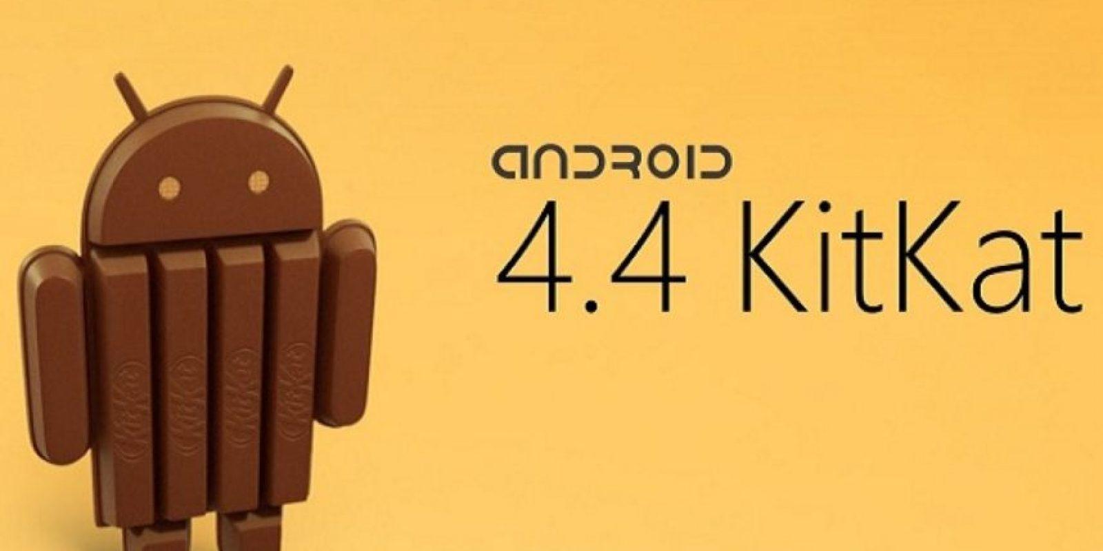 La falla fue corregida a partir de Android KitKat. Foto:Google