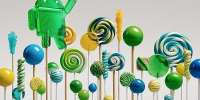 Actualmente, Android se encuentra en su versión 5.0 Lollipop. Foto:Google