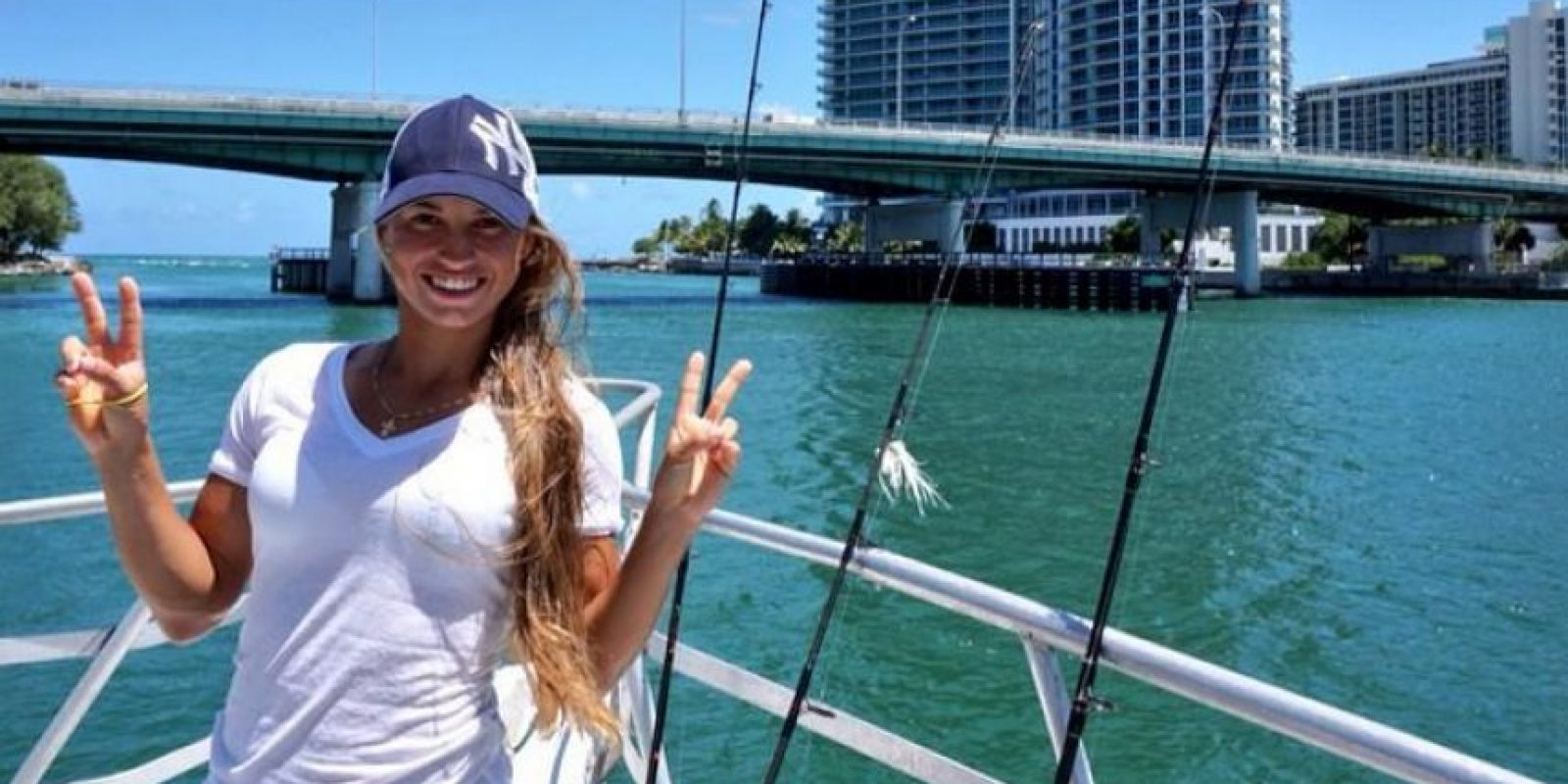 Ocupa el sitio 114 del ranking de la WTA Foto:Twitter: @Yulka1995P