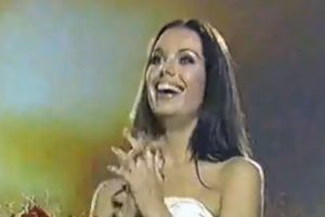 Miss Panamá 2002 Foto: YouTube
