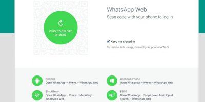 Si exceden el tiempo de espera, el sitio originará otro código. Foto:WhatsApp