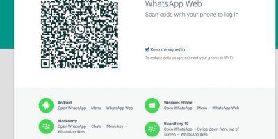 WhatsApp ya disponible para PC