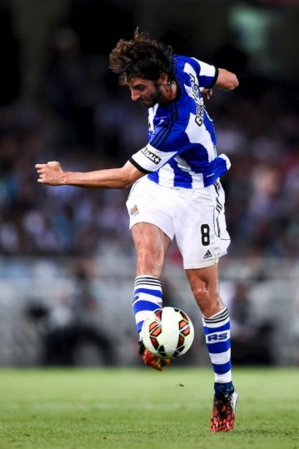Esteban Granero Foto: Getty