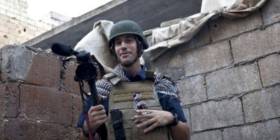 James Foley, periodista estadounidense secuestrado y decapitado por ISIS. Foto: AP