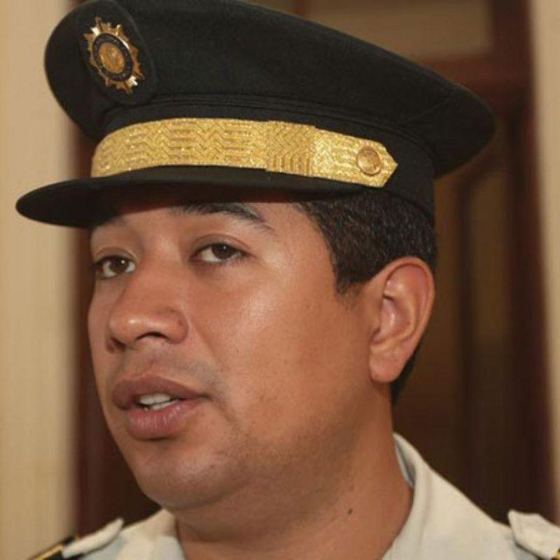 Pablo Castillo es el portavoz de la Policía. Foto:Publinews