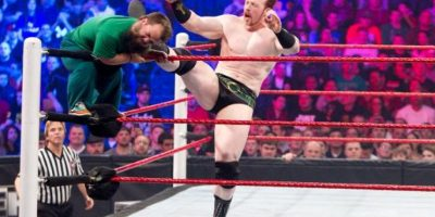 Así se viven los Royal Rumble Foto:WWE