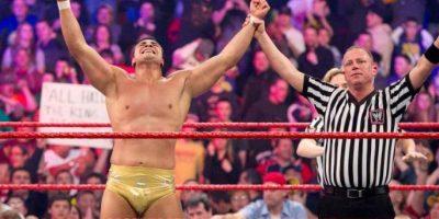 En 2011 ingresaron 40 hombres, pero al final se impuso Alberto Del Río Foto:WWE