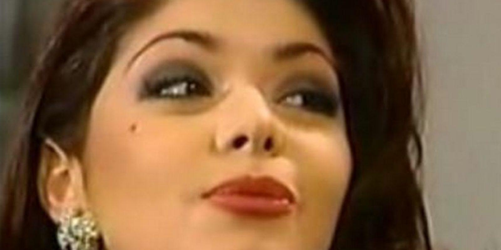 La cual protagonizó Thalía Foto:Televisa