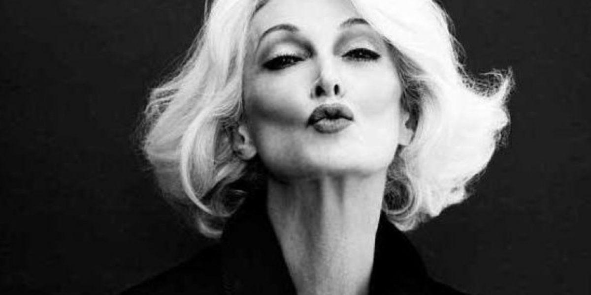 FOTOS: 20 ancianas que se ven mejor que las modelos más bellas del mundo