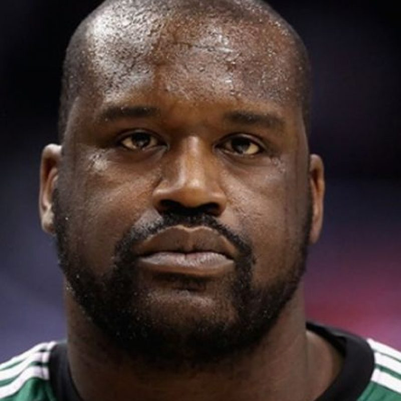Shaquille O' Neal Foto: Getty Images