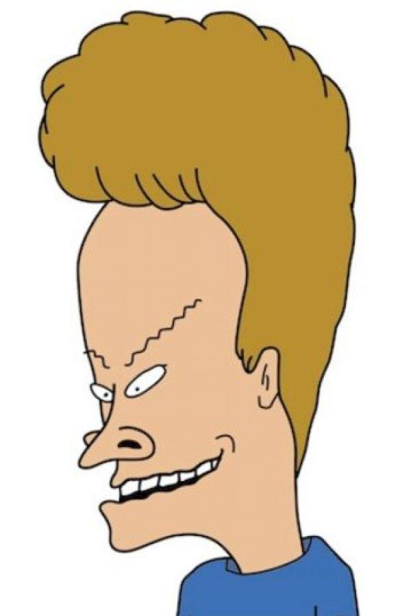 "El personaje ""Beavis"", de ""Beavis & Butthead"" Foto:MTV"