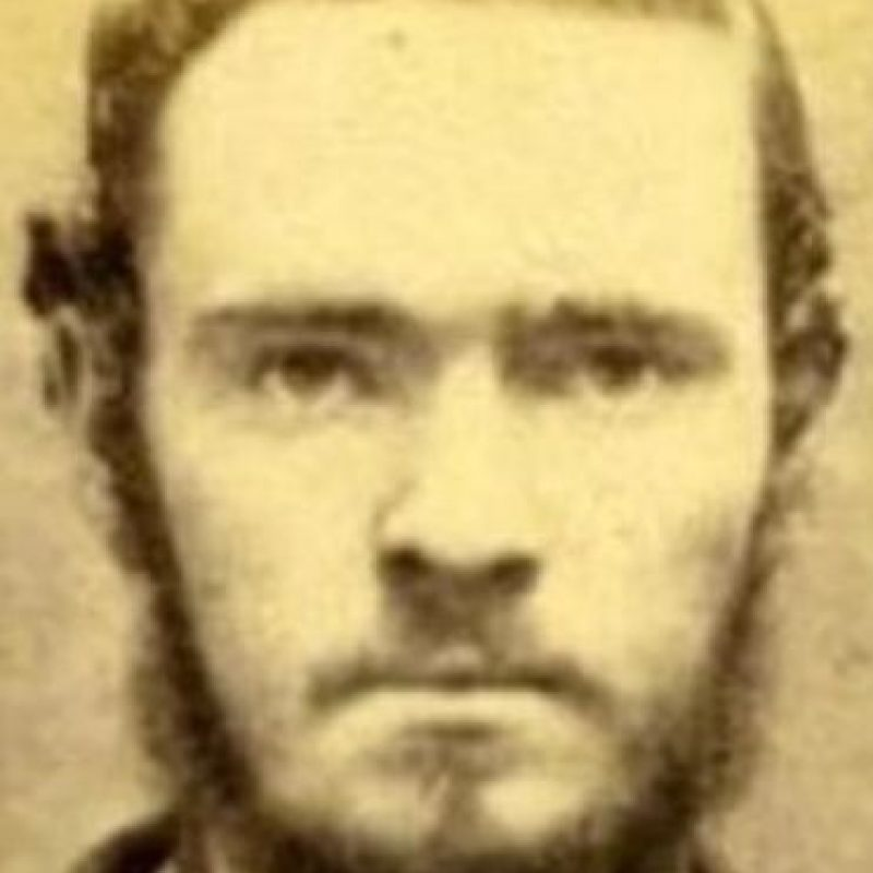Igual a este antiguo criminal del siglo XIX Foto:Imgur