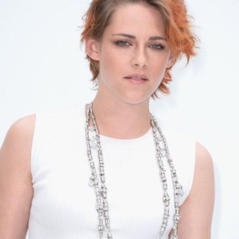 Kristen Stewart, linda con su cabello corto. Foto:Getty Images