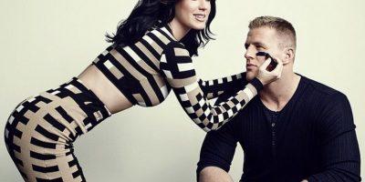FOTOS: Katy Perry seduce a un jugador de la NFL