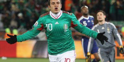 Con la Selección mexicana ha disputado 122 partidos anotando en 39 ocasiones. Foto:Getty Images
