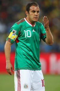 El mexicano Cuauhtémoc Blanco no ha expresado su deseo de retirarse del fútbol. Foto:Getty Images