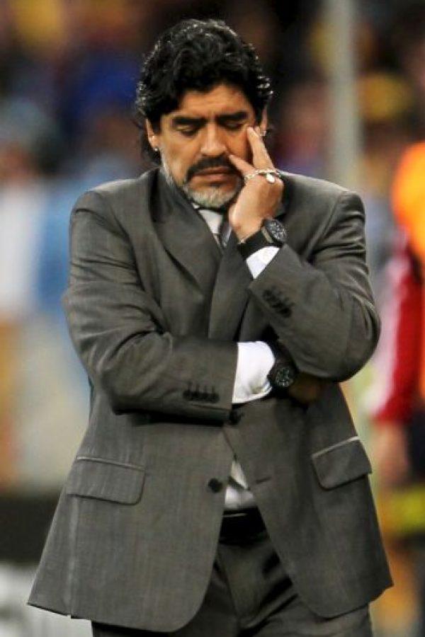 Diego Maradona nació el 30 de octubre de 1960 en el Policlínico Evita de Lanús Foto:Getty Images