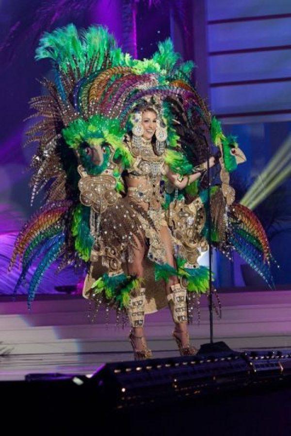 Foto:Facebook/Miss Nicaragua