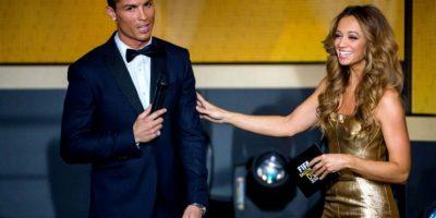 Es el actual ganador del Balón de Oro Foto:Getty