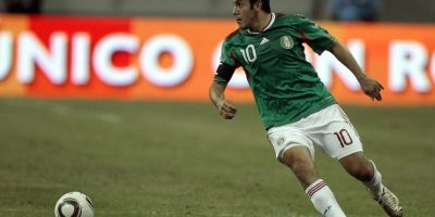 Jugó tres Copas América en las que quedó en tercer lugar. Foto:Getty Images