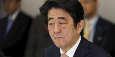 El primer ministro de Japón, Shinzo Abe afirmó que hará todo lo posible por salvar la vida de sus ciudadanos. Foto:AP