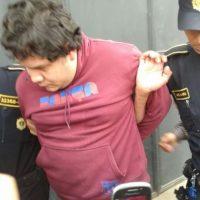 Gustavo Yaeiggy Moreira, sindicado de participar en secuestro de su novia. Foto:EU